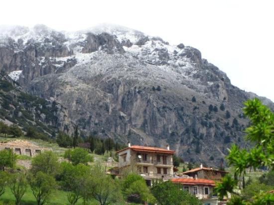 Arachova, Grecia: Delfus