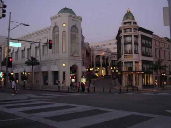 Beverly Hills, CA: Rodeo Drive - Awesome!