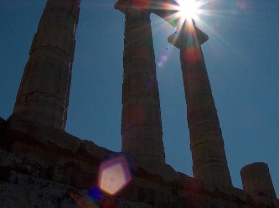 Sounio, Hellas: Sunio