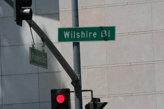 Bilde fra Rodeo Drive
