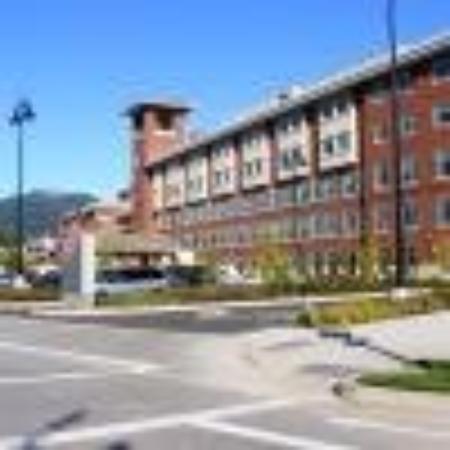 Γιουτζίν, Όρεγκον: Eugene, OR, United States sacred hearth hospital