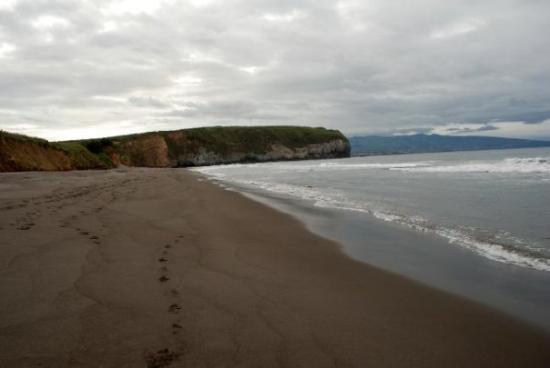 Ribeira Grande, Portugal: praia de Santa Bárbara