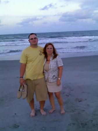 Ron Jon Surf Shop: Josh and Me in Florida