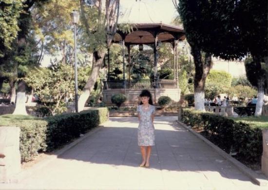 Me in Morelia Dec. 1988