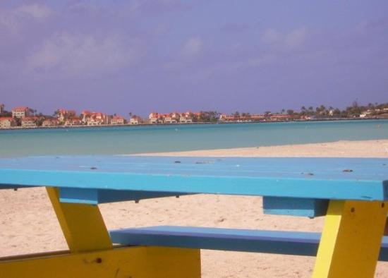 Saint-Martin / Sint Maarten: SanMarteen marzo 2009