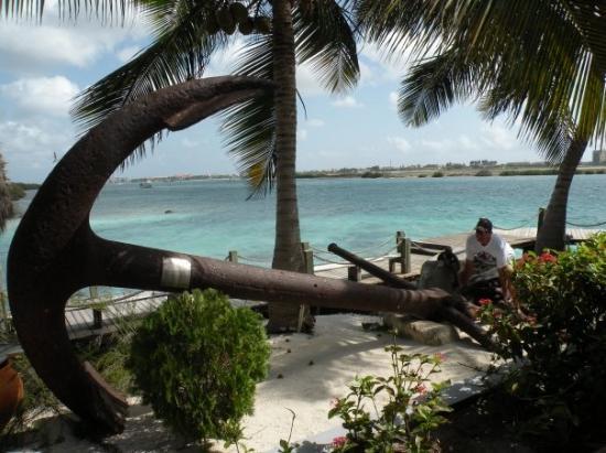 Oranjestad, Aruba : don't think so babe