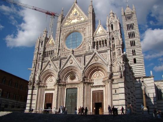 Katedralen i Siena: Duomo-Siena