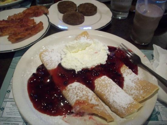 The best crepes ever! - Picture of Pancake Pantry ...