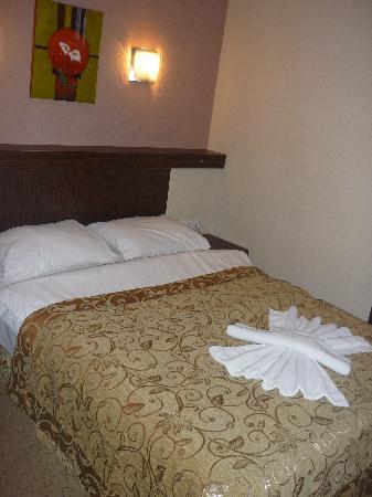 Marinem Istanbul Hotel: chambre single