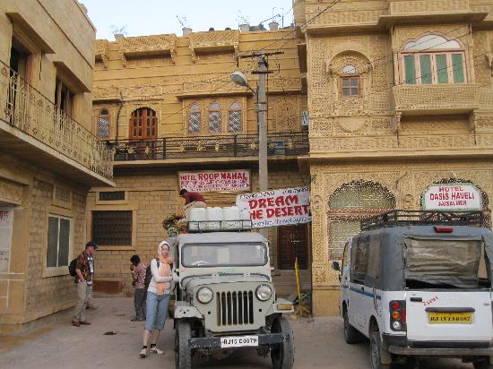 Hotel Roop Mahal: Entrance to Roop Mahal