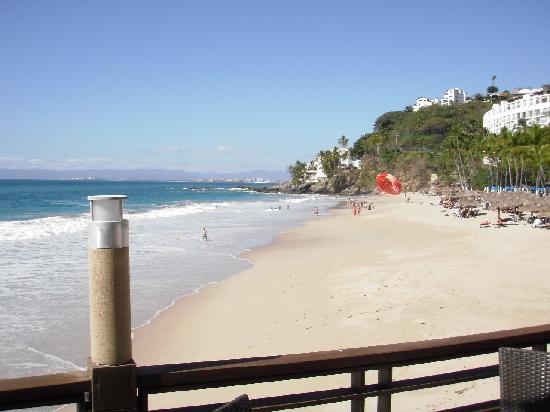 Hyatt Ziva Puerto Vallarta: View from the Seaside Grill