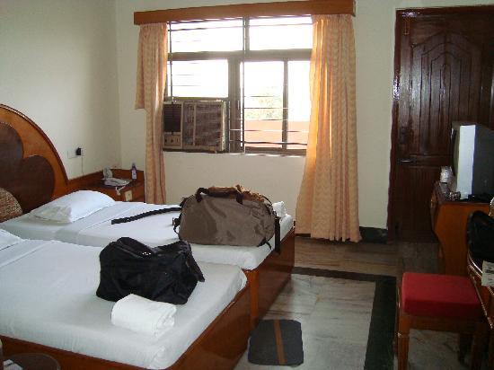 Hotel Singaar International: The room