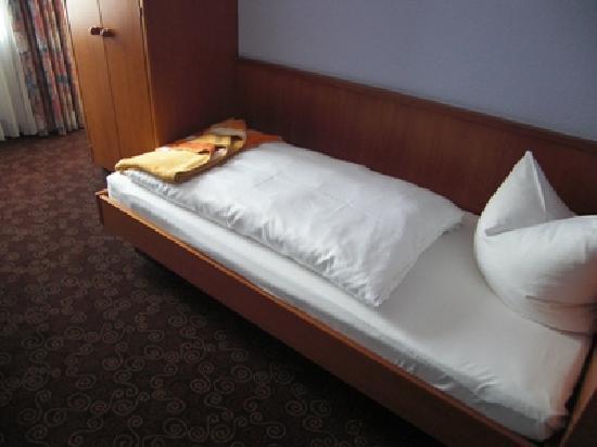 Hotel Fackelmann: Einzelzimmer