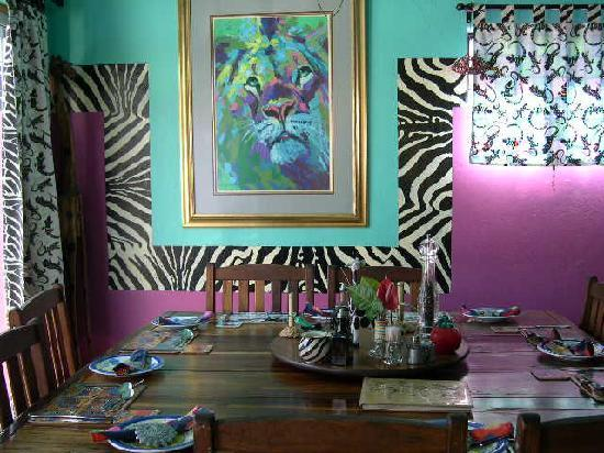 Daan & Zena's: Breakfast Room