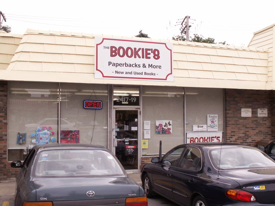 The Bookie's Paperbacks & More