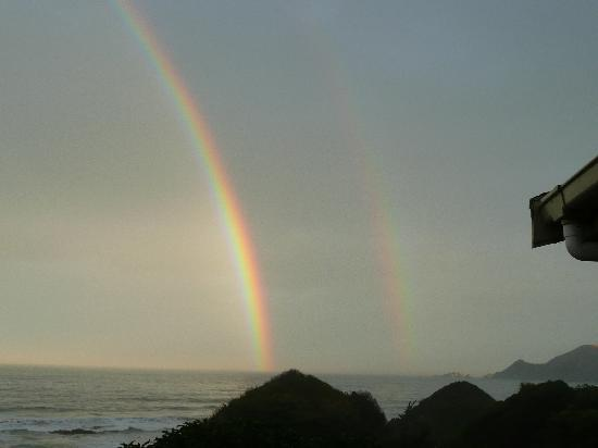Nugget Lodge: At the end of the rainbow