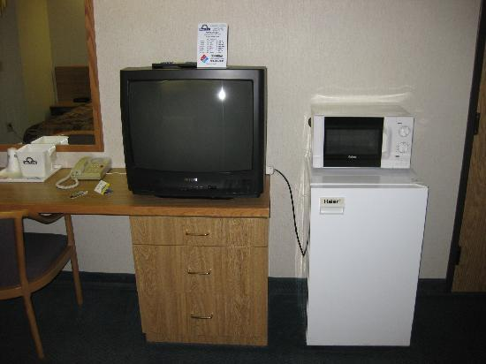 Days Inn Portland/Gresham: appliances