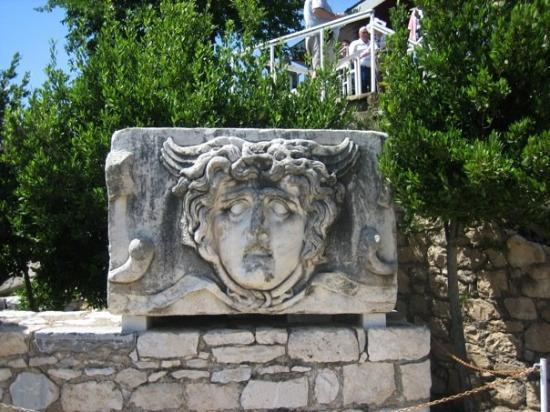Didim, Turkey: Medusa