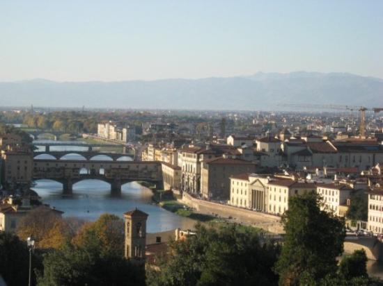 Ponte Vecchio: Florence