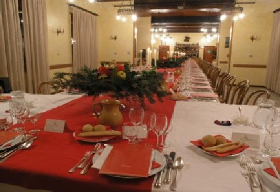 Grand Hotel Ala di Stura : salone per cerimonie e congressi