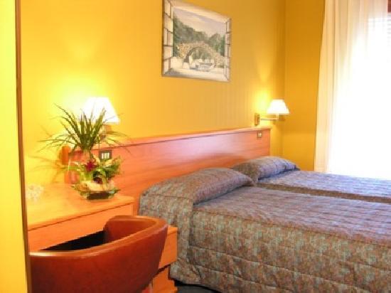 Grand Hotel Ala di Stura: camere silenziose