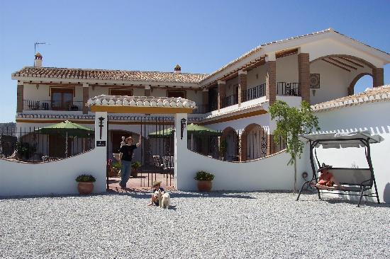 El Amparo: Luxurious Accommodation-close to Granada