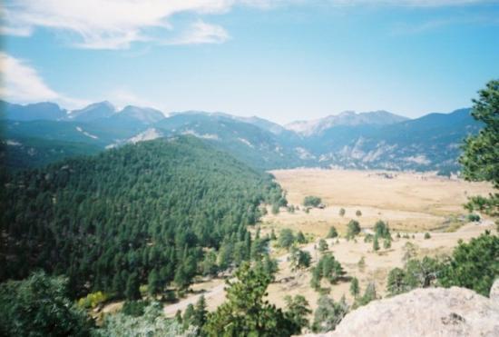 Bilde fra Rocky Mountain National Park