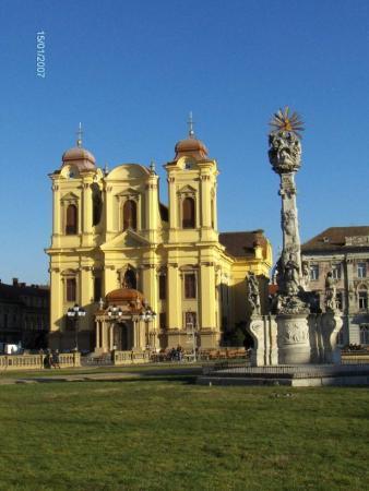 Bilde fra Timisoara