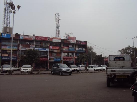 Marché de Chandigarh