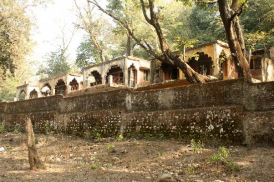 Rishikesh (Les Beatles Sont venu ici pour méditer ....)