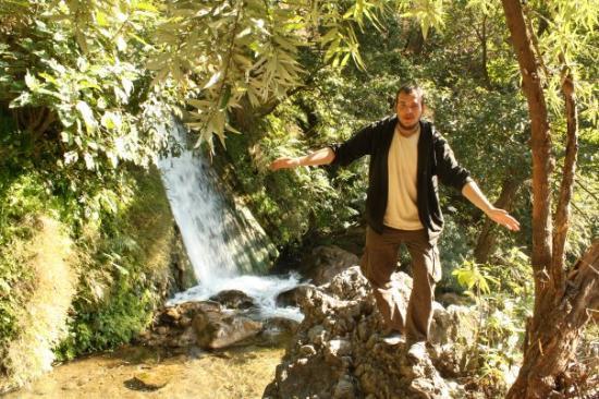 Rishikesh (promenade le long de quelques cascades)