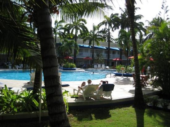 Kiteboarding at Decameron Marazul : Hotel Decamerun Mar Azul