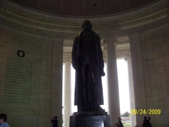 Jefferson Memorial: TJ Memorial DC
