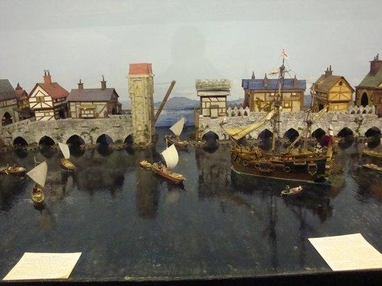 Miniature World Exhibit