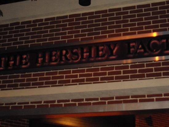 Harrisburg, PA: Que rico olia a Chocolate