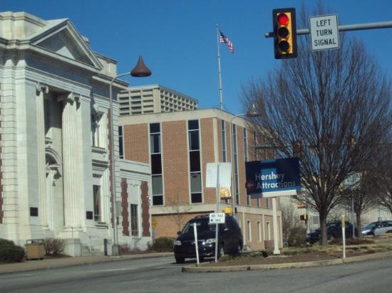 Bilde fra Harrisburg