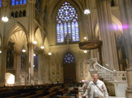 St. Patrick's Cathedral: Nueva York, Nueva York, Estados Unidos