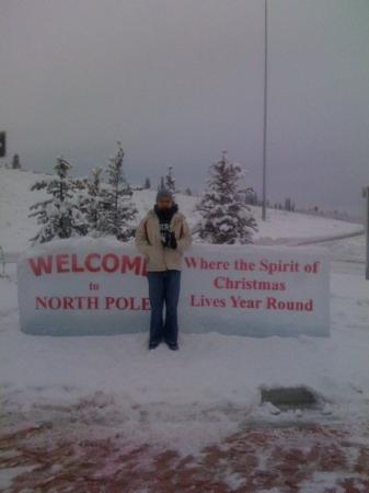 Bilde fra North Pole