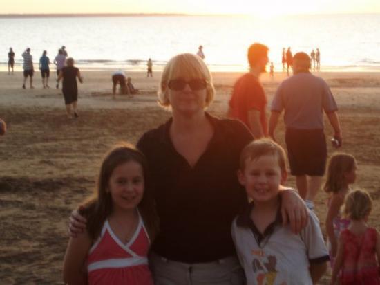 Darwin, Australia: sUNST AT mINDEL bEACG