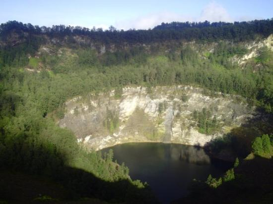 Mount Kelimutu Resmi