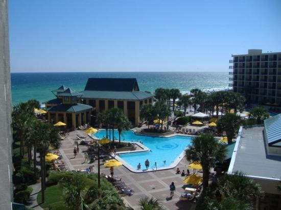 Destin, FL: View from the Balcony