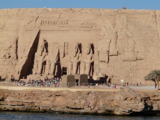 Abu Simbel.