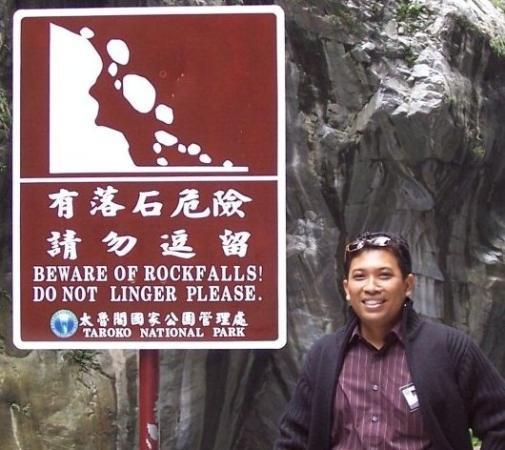 Hualien, Taïwan : Taroko National Park, Taiwan