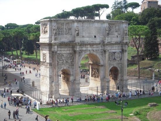 Antiqua Tours Rome