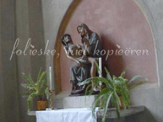 Kloster Niedernburg: pieta