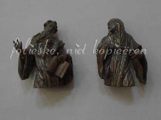 Kloster Niedernburg: 2 saints