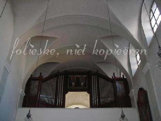 Kloster Niedernburg: the main organ