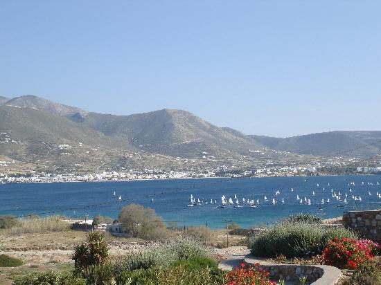 Paros Hospitality Villas: Harbour View