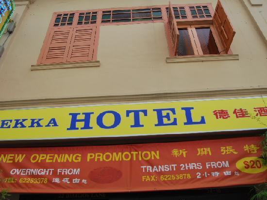 Kết quả hình ảnh cho Tekka Hotel 22 Belilios Lane Singapore