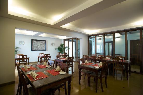 Tissa's Inn: Restaurant
